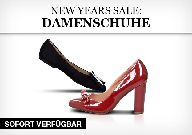 New Years Sale: Damenschuhe