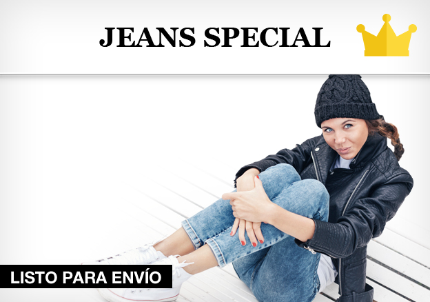Jeans Special mujer