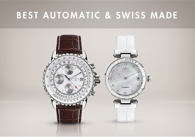 Best Automatic & Swiss Made