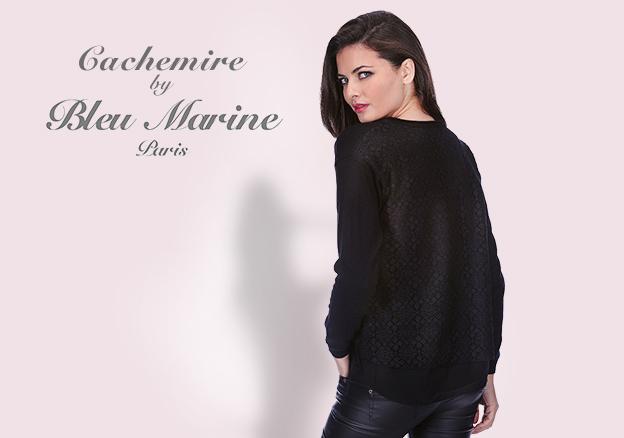 Cachemire by Bleu marine!