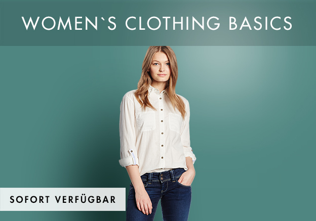 Women`s clothing basics