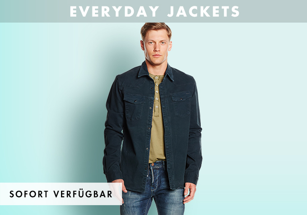 Everyday Jackets