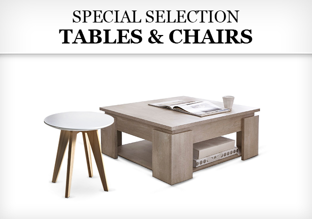 Special Selection Tables & Chairs