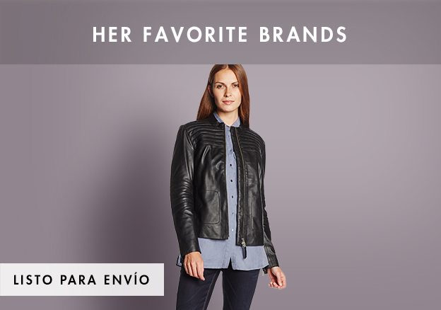 Her favorite Brands up to -69%