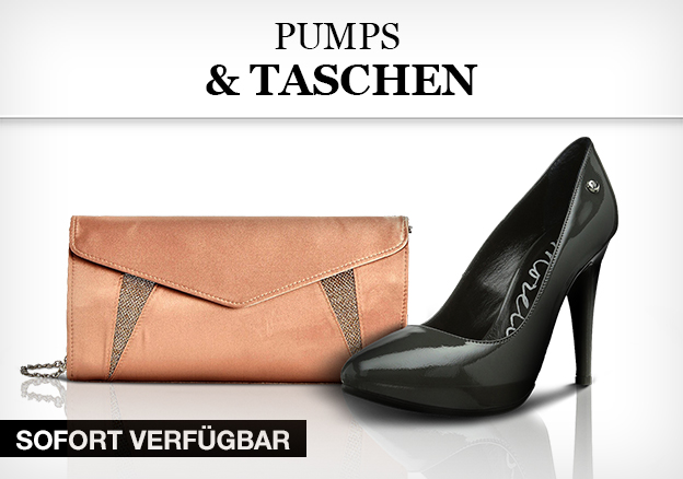 Pumps & Taschen