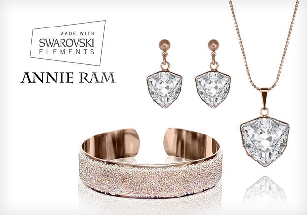 Swarovski Elements by Annie Ram