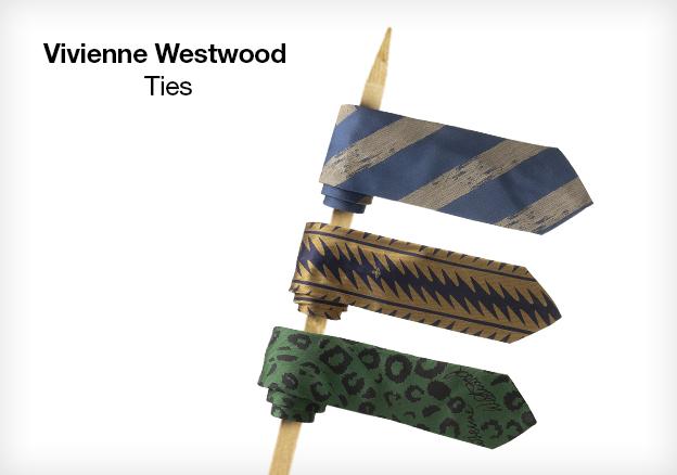 Vivienne Westwood Ties