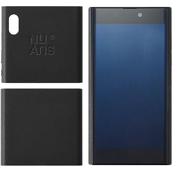 【「Windows 10 Mobile」搭載Windows Phone】ツートンカラーのボディーデザインの本体『NuAns Neo』と、本体背面カバーの『TWOTONE』で好みのデザインに。
