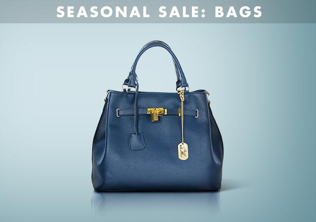 Seasonal Sale: Bags
