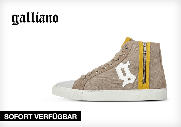 Galliano Shoes Man
