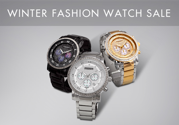 Winter Fashion Watch Sale