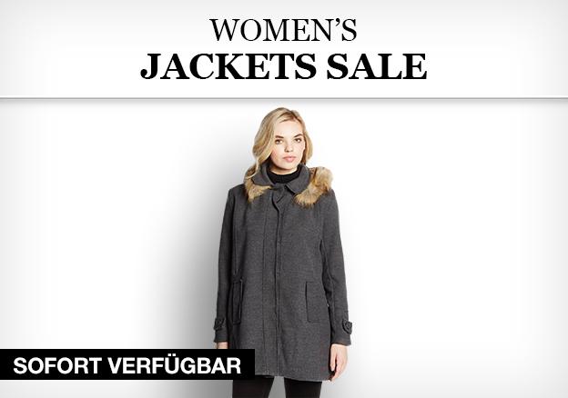 Women's Jackets Sale