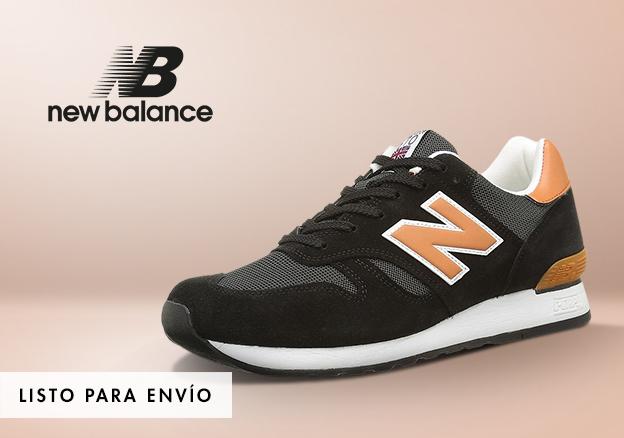 New Balance!