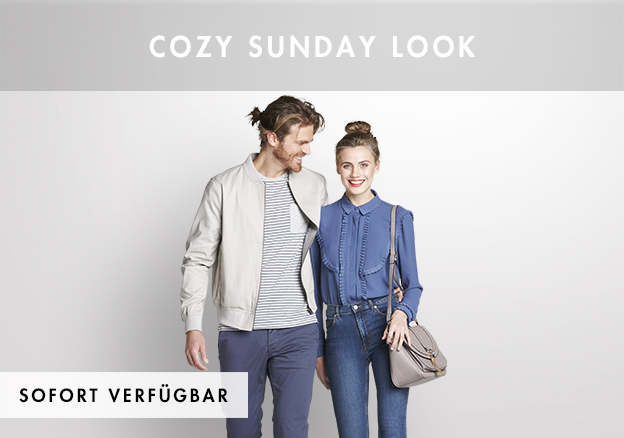 Cozy Sunday Look bis -76%