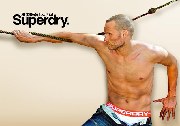 Superdry!