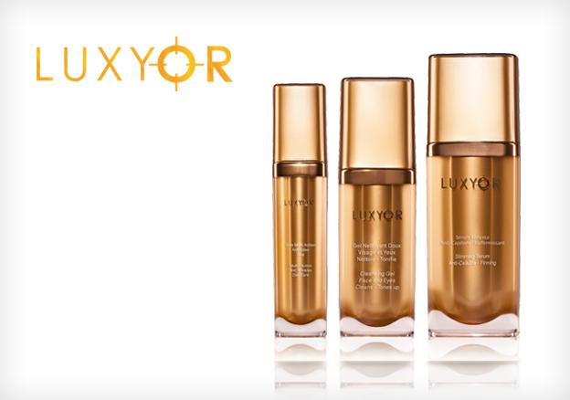 Luxyor: Die Luxuspflege aus Frankreich