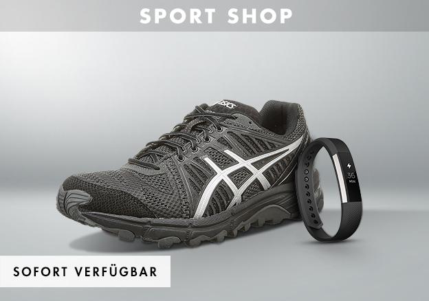 Sport Shop!