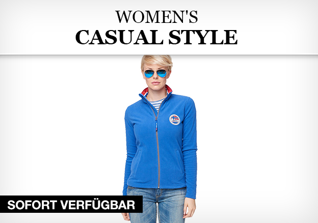 Women's casual style