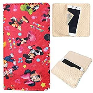 DooDa PU Leather Quality Case Cover Pouch For Lenovo A6000
