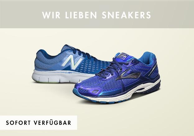 Wir lieben Sneakers