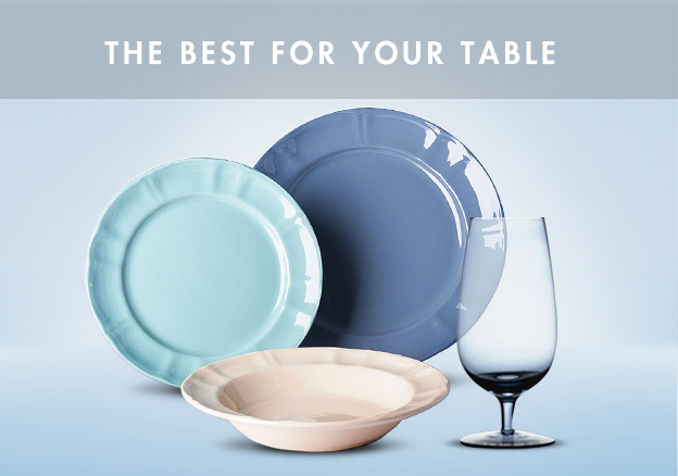 The best for your table