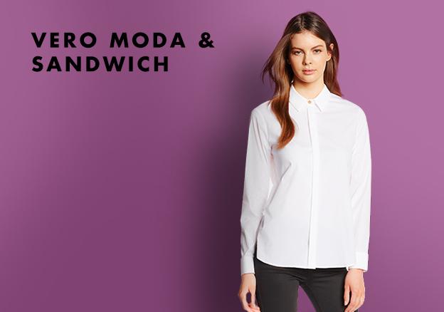 Vero Moda & Sandwich!