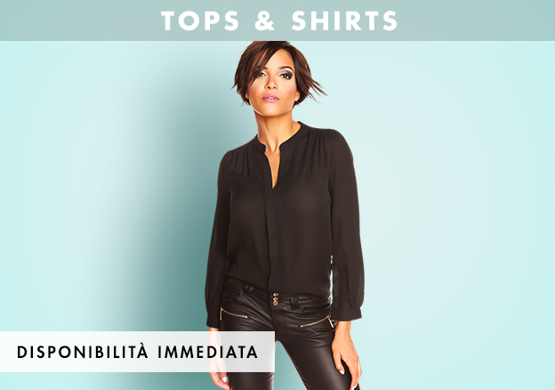 Tops & Shirts!