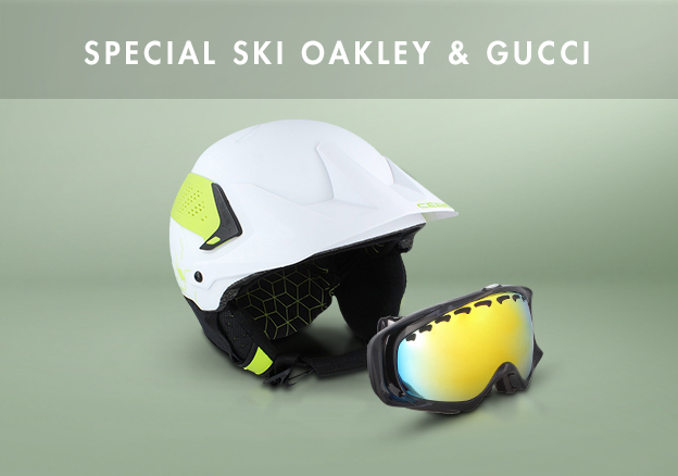 Special Ski Oakley & Gucci
