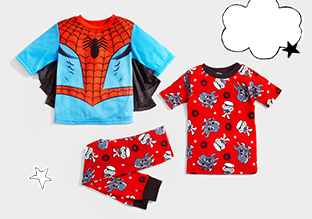 Just $13: PJs for Boys