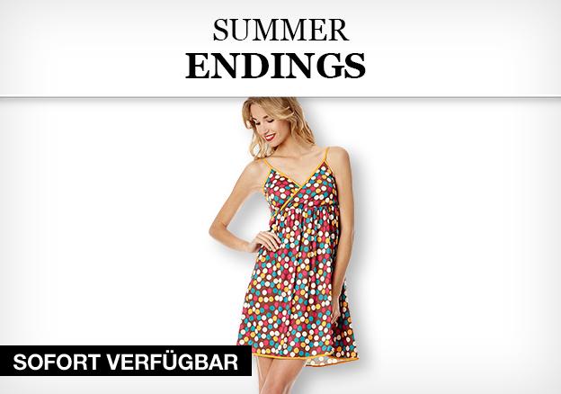 Summer Endings