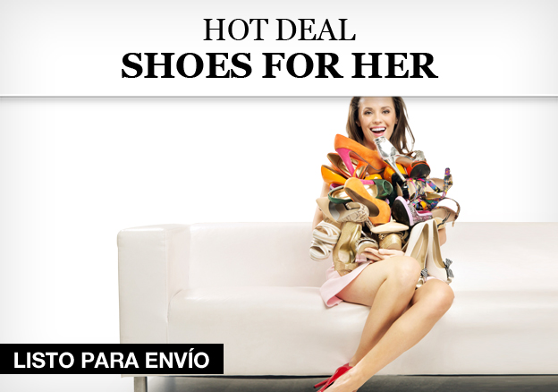 Hot Deal – Shoes for her
