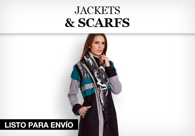 Jackets & Scarfs