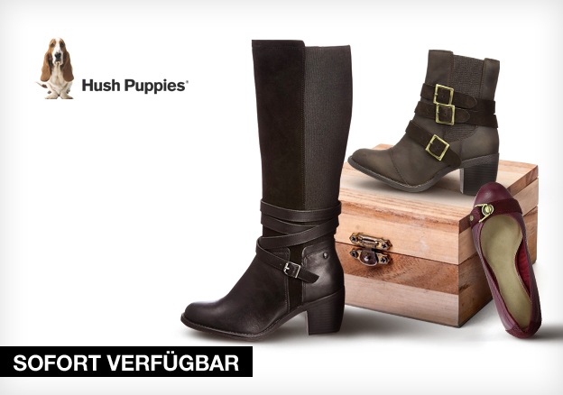 hush puppies fashion club in deutsch. Black Bedroom Furniture Sets. Home Design Ideas