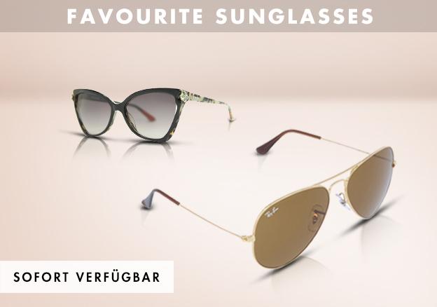 Favourite Sunglasses