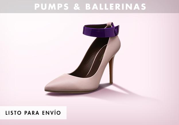 Pumps & ballerinas!