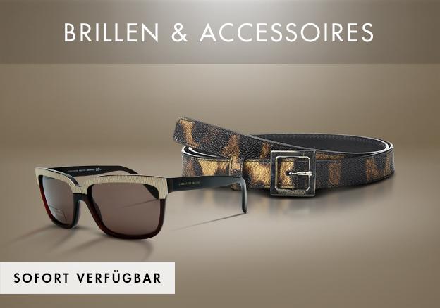 Brillen & Accessoires bis zu -81%