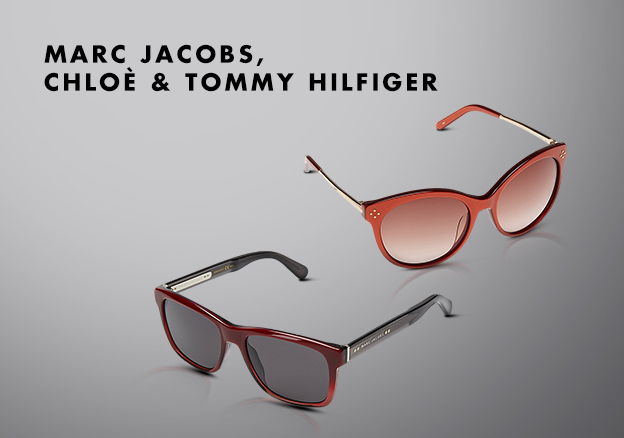 Marc Jacobs, Chloé & Tommy Hilfiger