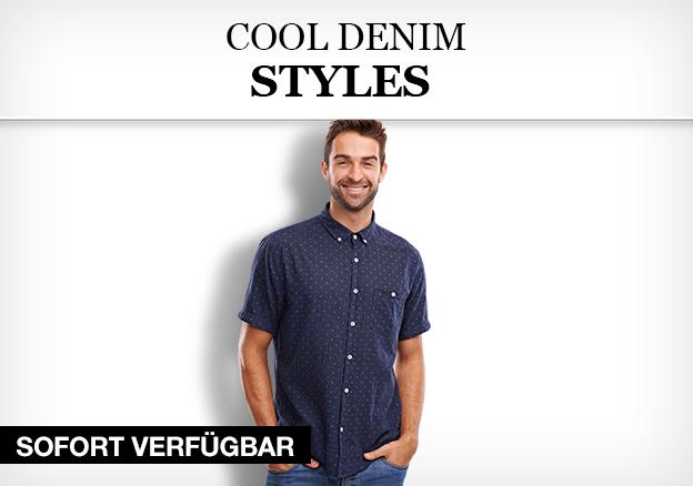 Cool Denim Styles