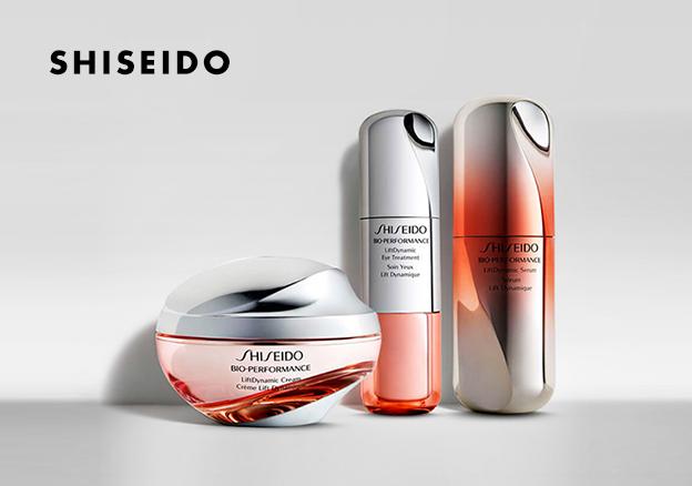 Shiseido!