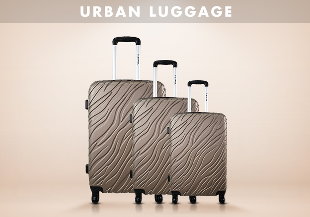 Urban Luggage!