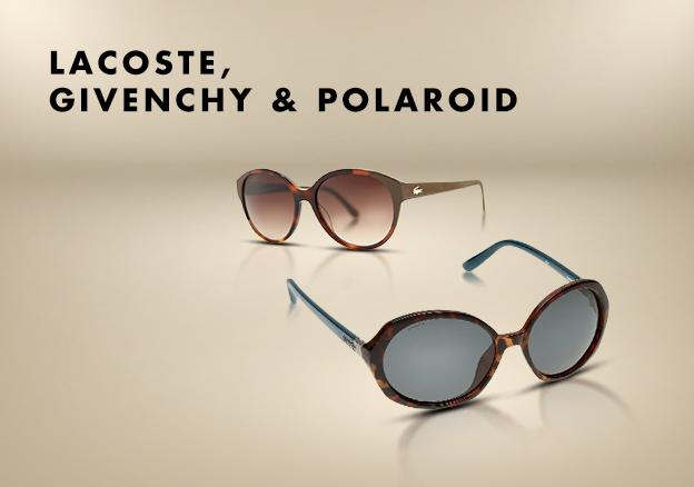 Lacoste, Givenchy & Polaroid!