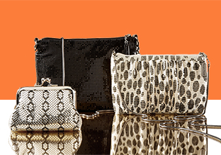 Whiting & Davis Handbags!