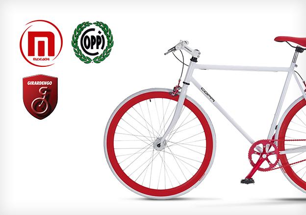 Cicli F.lli Masciaghi: Bugno, Coppi & Girardengo Bikes
