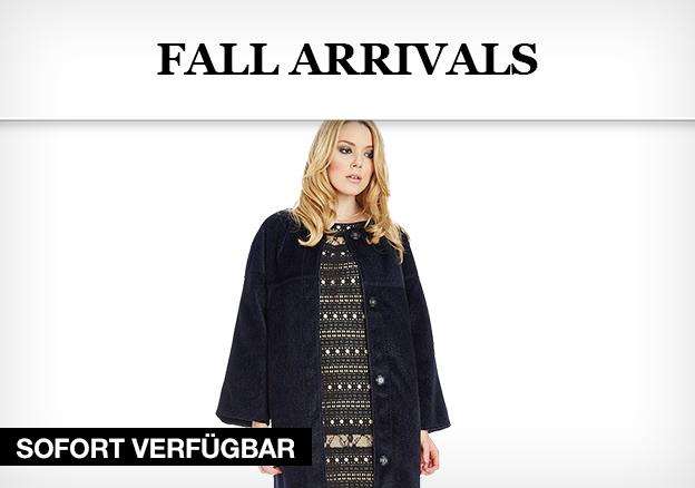 Fall Arrivals