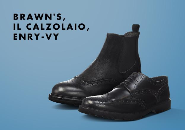 Brawn's, Il calzolaio, Enry-VY