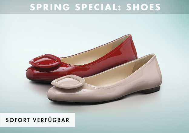 Spring Special: Shoes