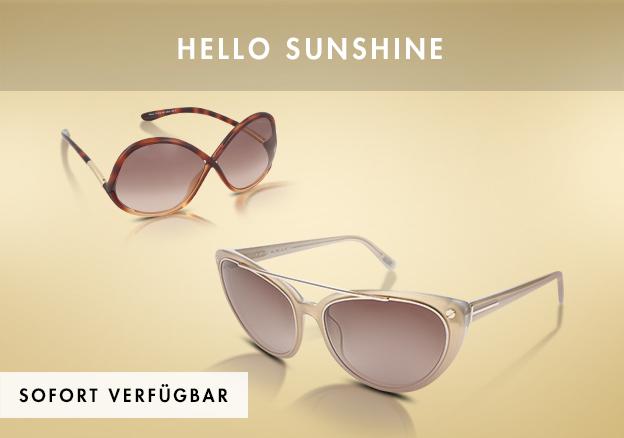 Hello Sunshine bis zu -71%