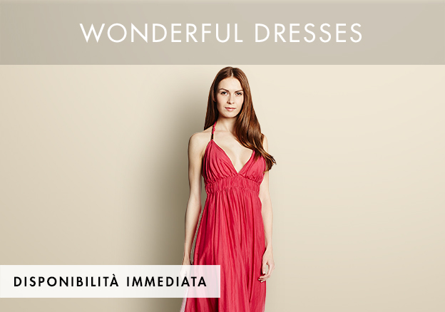 Wonderful Dresses!