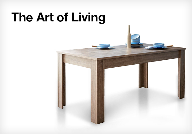 The Art of Living: Tables & Chairs
