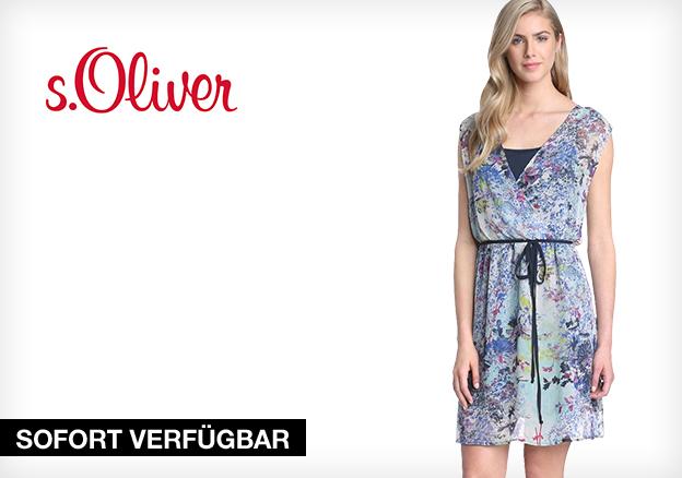 s.Oliver: Dresses & Blouses